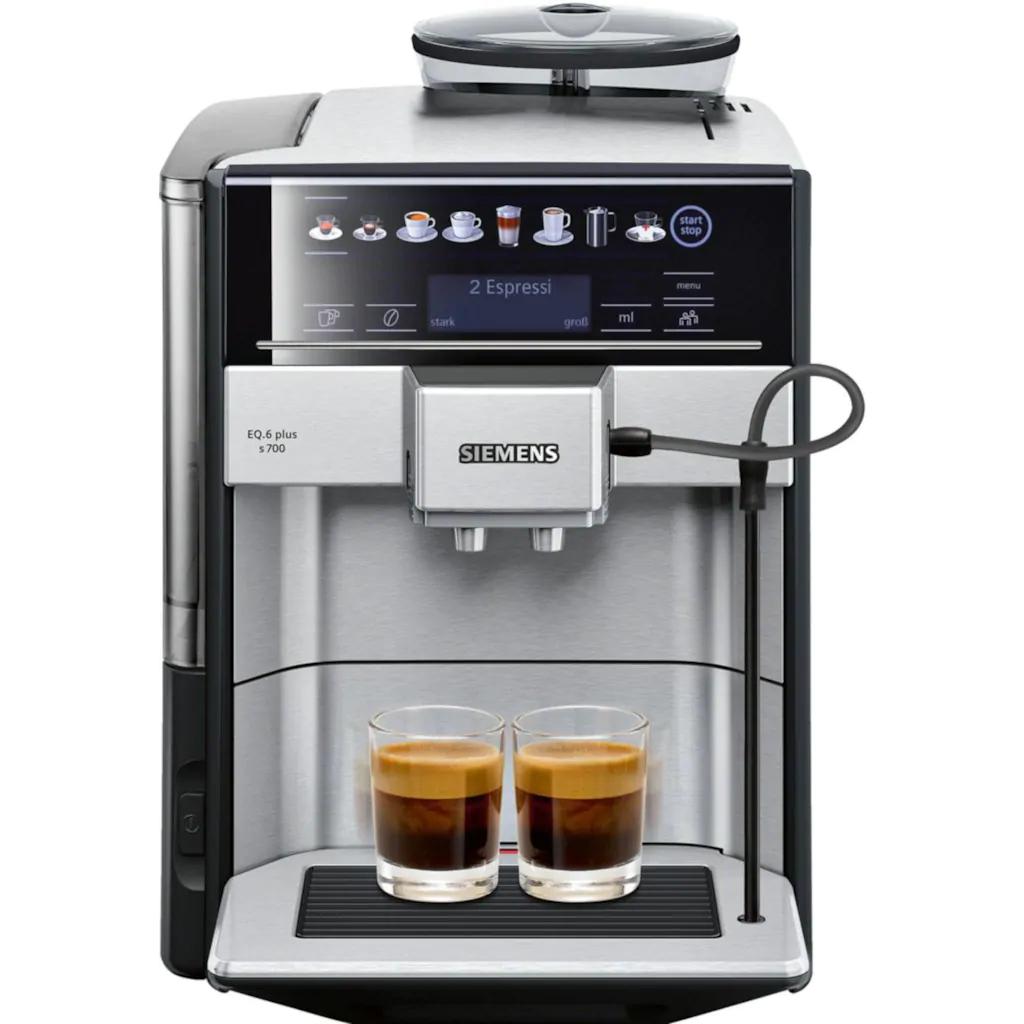 SIEMENS Kaffeevollautomat EQ.6 plus s700 TE657503DE