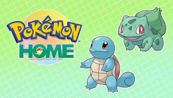 Squirtle und Bulbasaur Gigantamax für Pokémon Schwert oder Schild (Switch) als Geschenk auf Pokémon Home