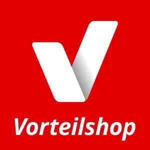 Vorteilshop: 25% Rabatt auf alles (MBW 25€) + gratis Versand