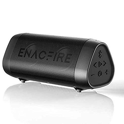 Enacfire Bluetooth Lautsprecher, IPX7 wasserdicht