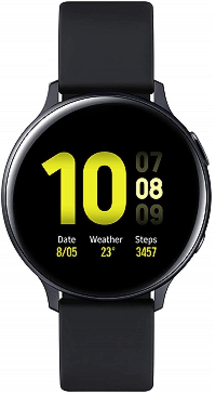 Samsung Galaxy Watch Active 2 in verschiedenen Farben