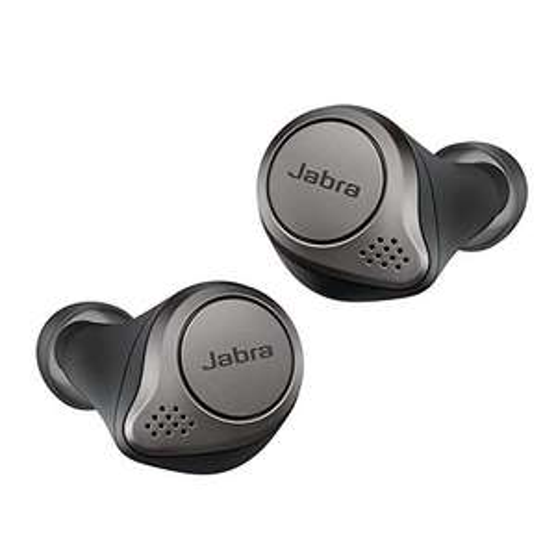 Jabra Elite 75t, schwarz