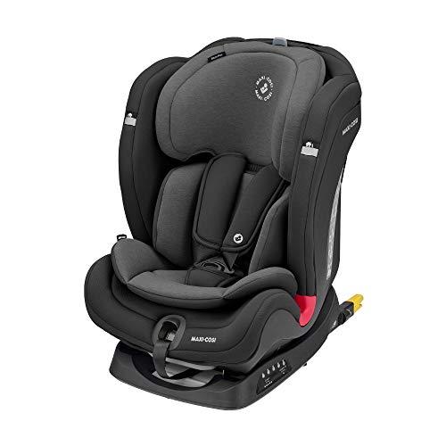 Maxi-Cosi Titan Plus Authentic Black Kindersitz mit Isofix