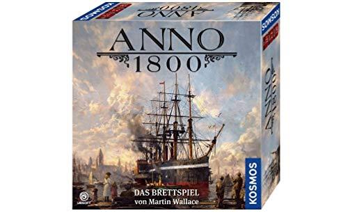 [Prime] Anno 1800 Brettspiel [BGG7.9]