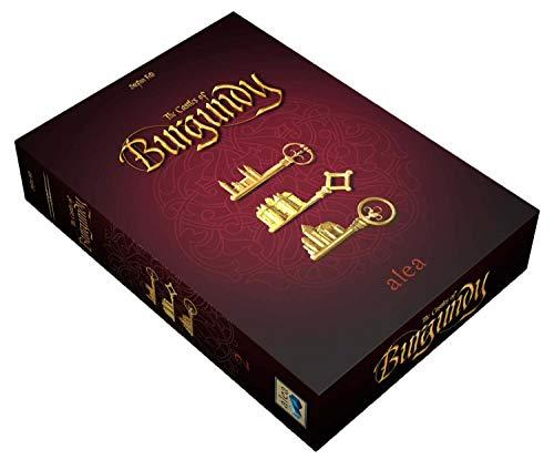 [Prime] The Castles of Burgundy Brettspiel [BGG 8.5!!!]