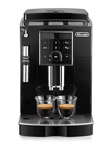 De'Longhi ECAM 25.120.B Kaffeevollautomat mit Profi-Milchaufschäumdüse
