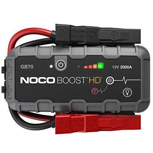 NOCO Boost HD GB70 2000A 12V UltraSafe Starthilfe Powerbank