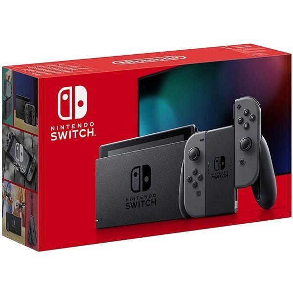 Nintendo Switch (schwarz/grau)