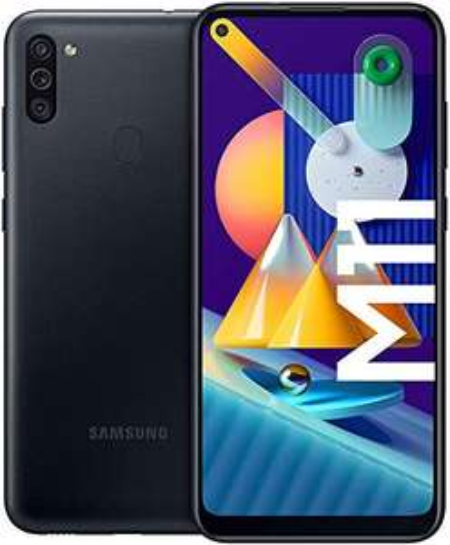 "[Amazon.es] SAMSUNG Galaxy M11 blau/schwarz, 6.4"" Bildschirm, 13 MP Kamera, 3 GB RAM, 32 GB ROM, 5.000 mAh Akku, Dual Sim"