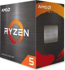 AMD Ryzen 5 5600X (Box) Prozessor Sockel AM4