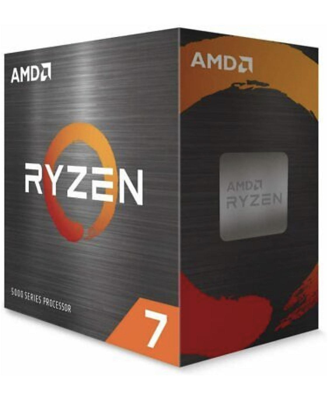 AMD Ryzen 7 5800X 8x 3.8 GHz