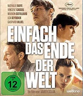 """Film """"Einfach das Ende der Welt"""" mit Marion Cotillard, Nathalie Baye, Vincent Cassel, ... als Stream oder zum Herunterladen von ARTE"""