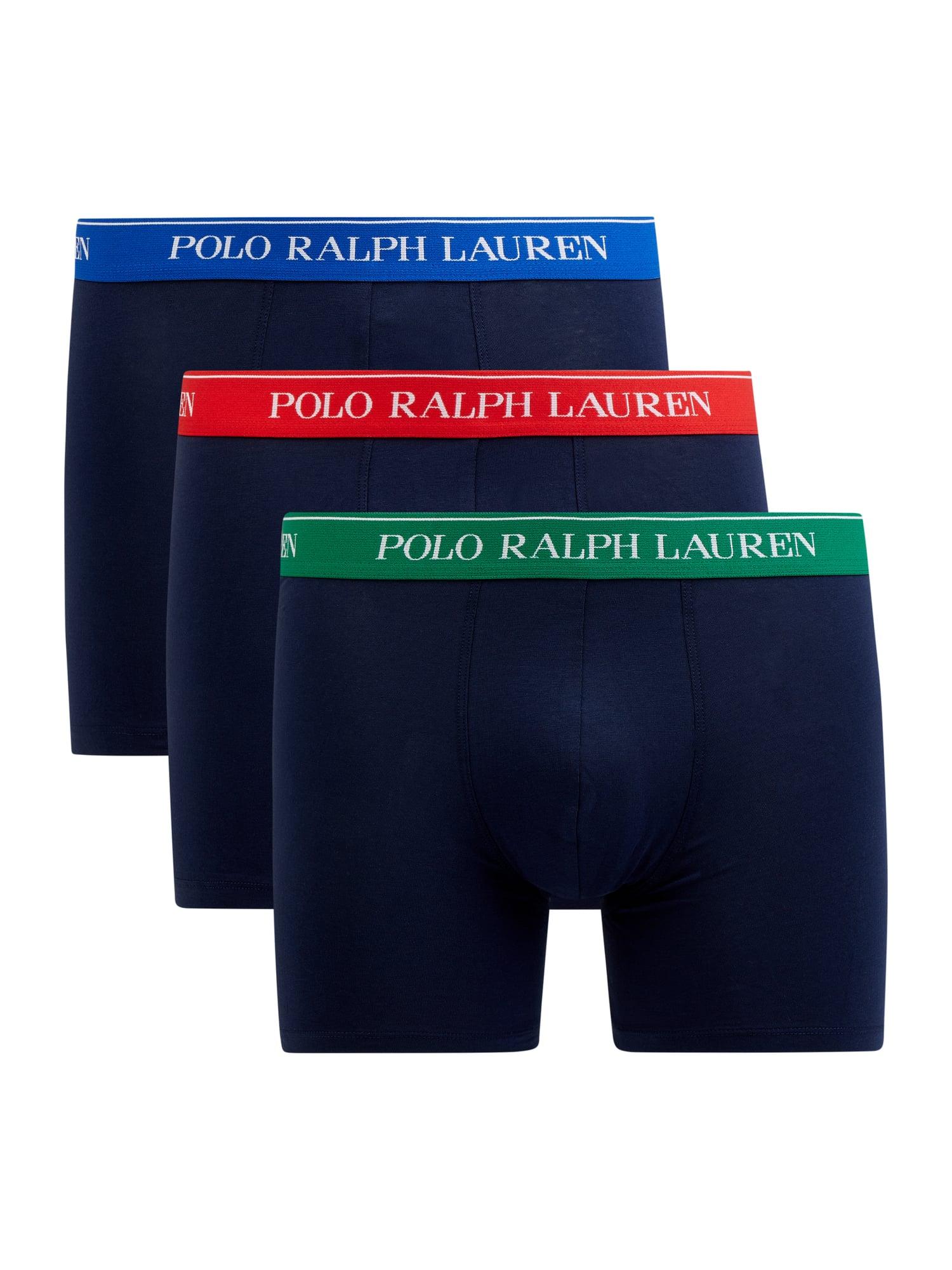 3x Polo Ralph Lauren Boxershorts (L-XXL)