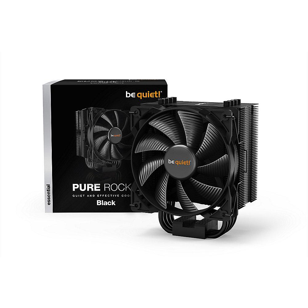 """be quiet! """"Pure Rock 2"""" CPU Kühler für Intel und AMD"""