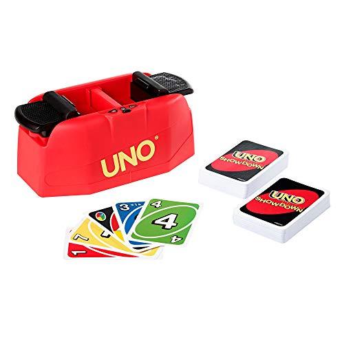 Mattel UNO Showdown Kartenspiel
