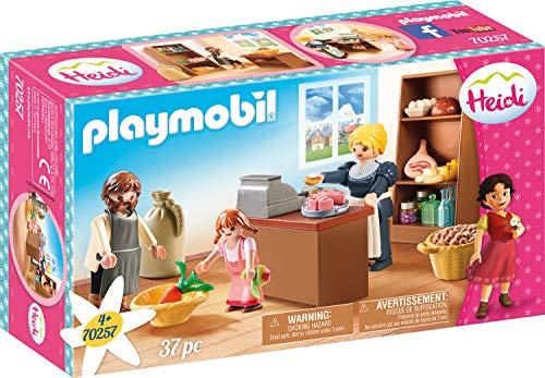 Preisjäger Junior: Playmobil Heidi - Dorfladen der Familie Keller