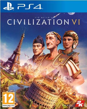 """""""Sid Meier´s Civilization VI"""" (PS 4 / XBOX One) Rad erfinden -> selbst abholen um 9,99€ zum Weltwunderpreis bei Gamestop"""