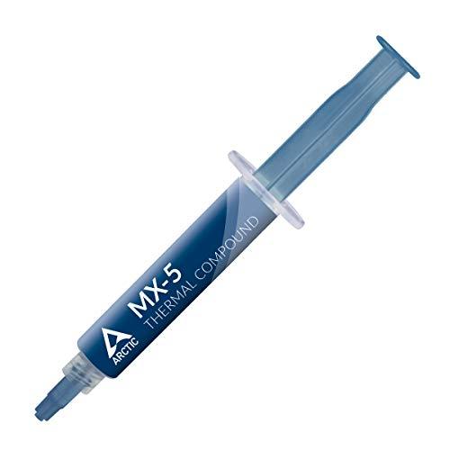 ARCTIC MX-5 (8 g) - Qualitäts-Wärmeleitpaste für alle CPU-Kühler