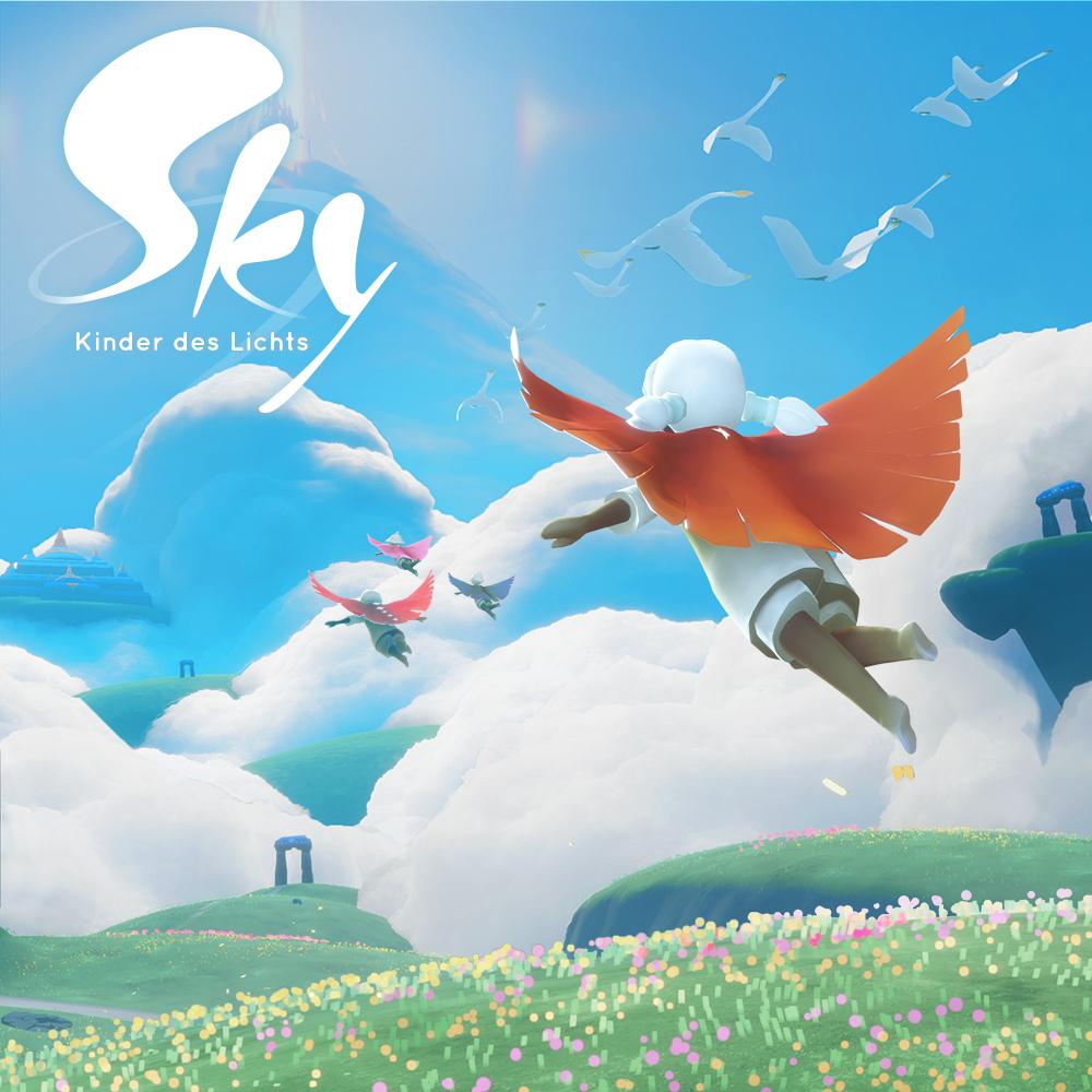 """""""Sky: Kinder des Lichts"""" (Nintendo Switch) Vollversion gratis im Nintendo eShop seit 29.6."""