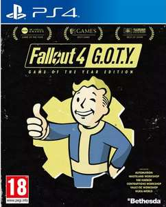 """""""Fallout 4 Game of the Year Edition"""" (PS4 / XBOX One) zum bombigen Preis bei Media Markt"""