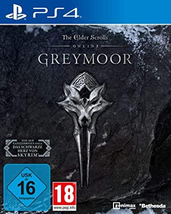 """The Elder Scrolls Online: Greymoor"" (PS4 / XBOX One / Windows oder MAC PC) Media Markt has Wares if you have Coins"