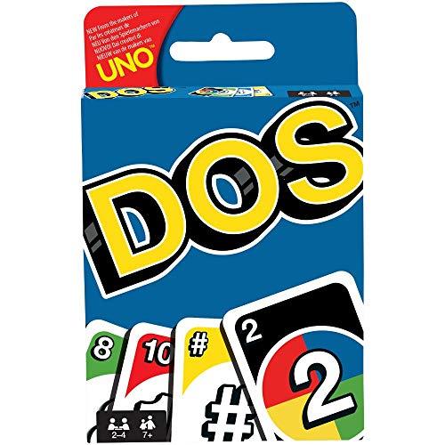 Mattel Games FRM36 DOS Kartenspiel