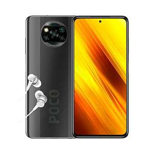 "Xiaomi Poco X3 NFC 6,67"" FHD+ Dual-SIM Smartphone 6/128GB (Snapdragon 732G, 349K AnTuTu, 5.160 mAh, 64 MP Quad-Cam, IPS, USB-C)"
