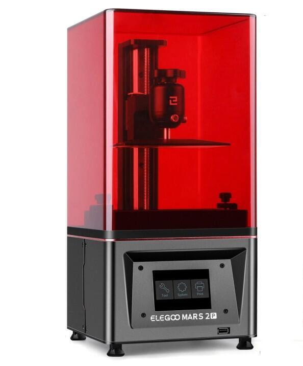 Elegoo Mars 2 Pro 3D-Drucker