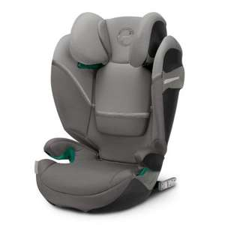 Amazon: Kindersitz Cybex Gold Solution S i-Fix (Soho Grey)