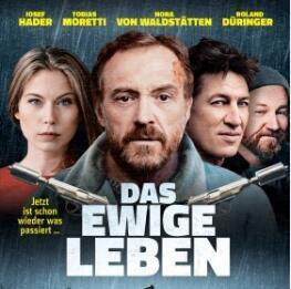 """Der österreichische Film: """"Das ewige Leben"""" m. Josef Hader, Tobias Moretti, Nora Waldstätten, Roland Düringer, uvm., als Stream ORF TV THEK"""