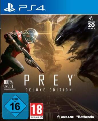 """""""Prey: Deluxe Edition"""" (PS4) zum außerirdischen Preis bei Libro (Abholung im Store)"""