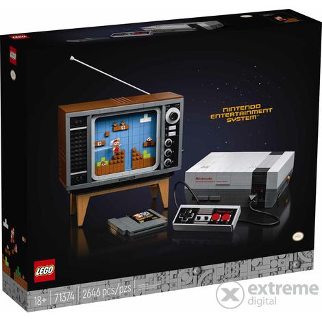 """LEGO® Super Mario™ 71374 Nintendo Entertainment System™"" zum Bestpreis"