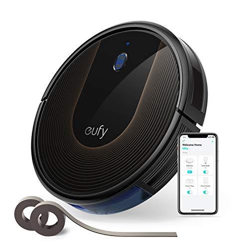 eufy by Anker Saugroboter RoboVac 30C, WLAN Staubsauger Roboter BoostIQ, Hohe Reinigungsleistung, 1500Pa Saugkraft