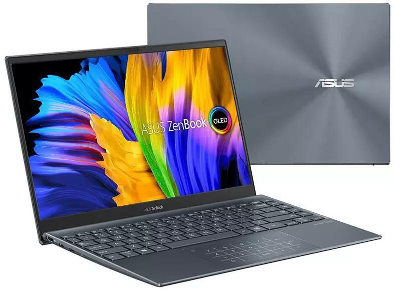 "ASUS ""ZenBook OLED 13"" (i5-1135G7, 16GB RAM, 512GB SSD)"