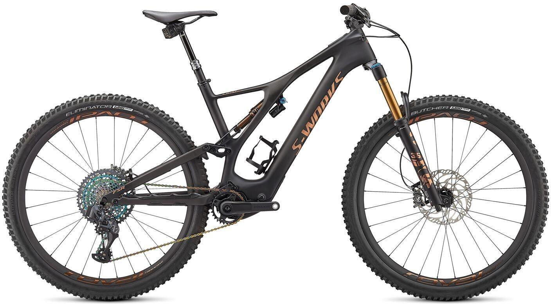 "Specialized S-Works Turbo Levo SL Carbon E-Bike 29"" Komplettrad Modell 2021"