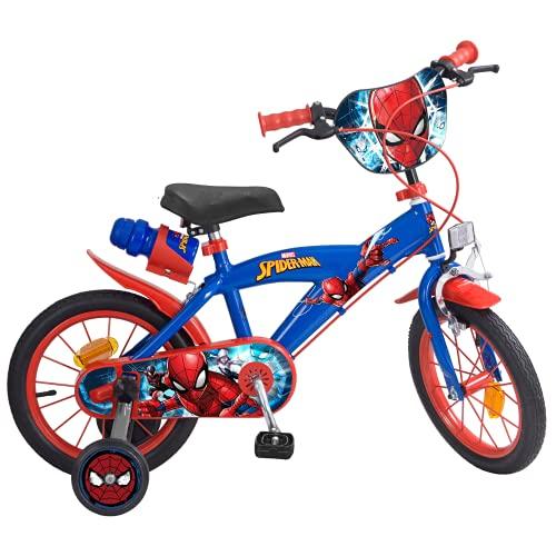 TOIMS Spiderman Kinderfahrrad Mixed Bike
