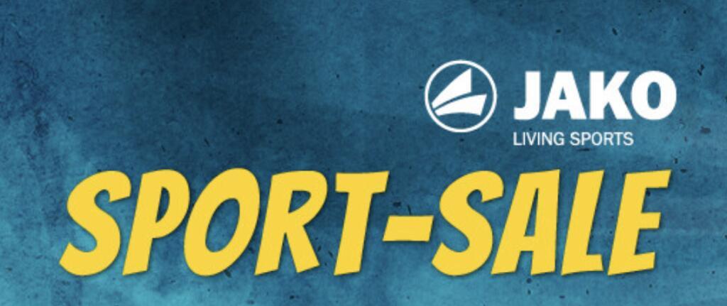 Jako Sport Sale bei Sportspar