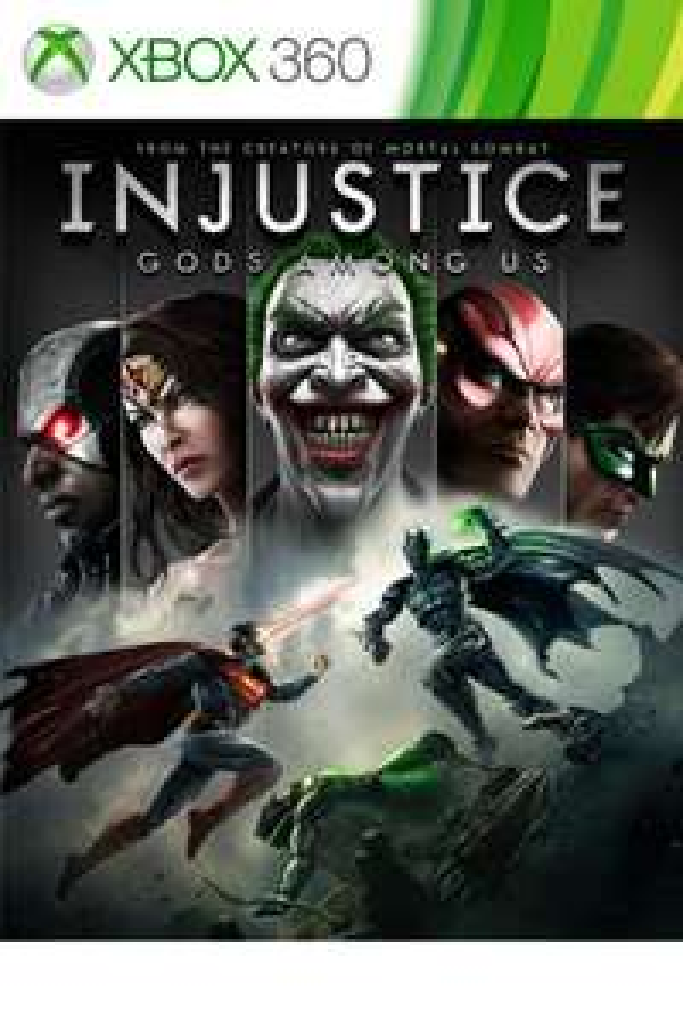 """""""Injustice - Gods among us"""" (XBOX One / Series X S / 360) + Zahlreiche DLC´s gratis für Gold Mitglieder im Micosoft Store"""