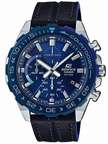 Casio Edifice - Herren Chronograph Quarz Armbanduhr