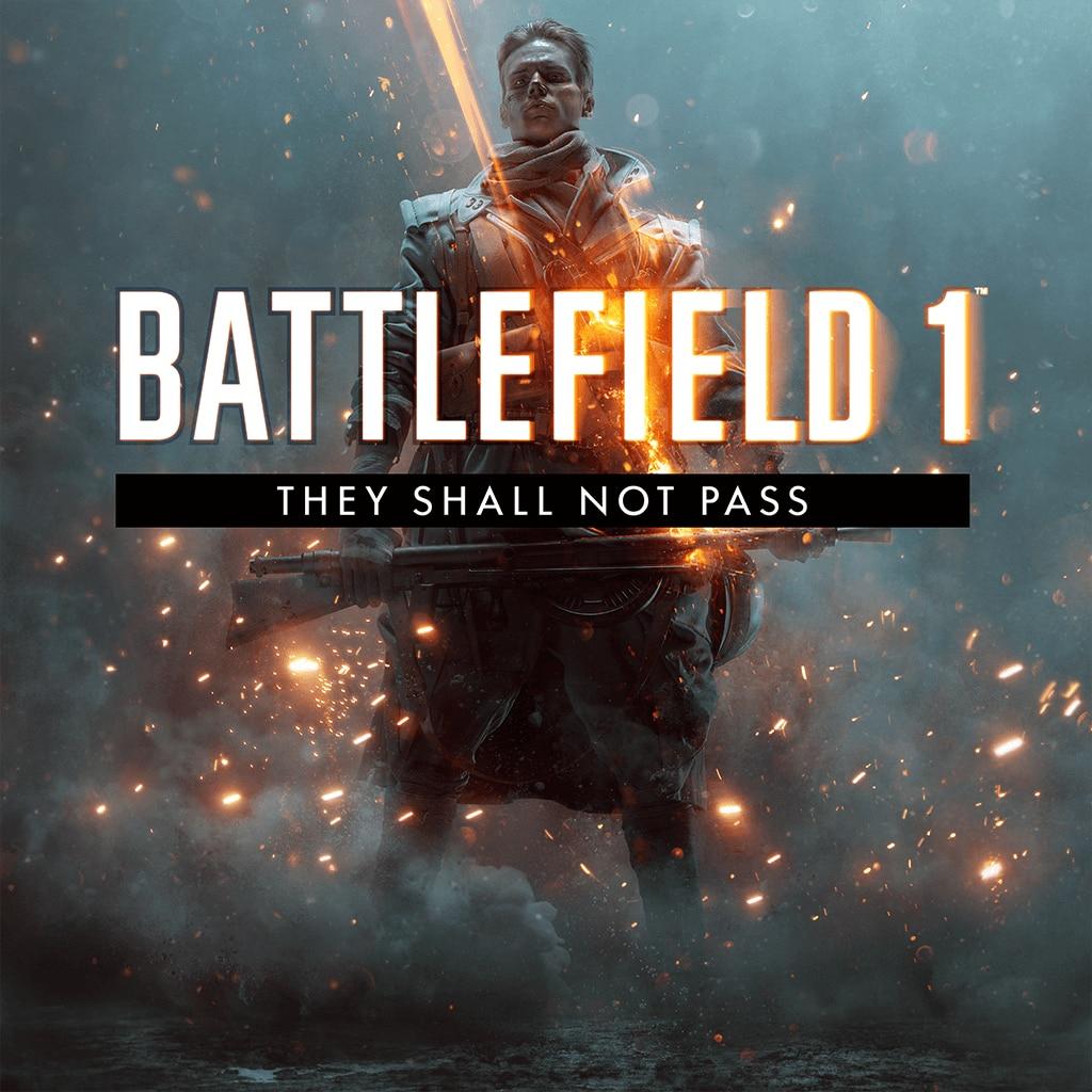 """""""Battlefield™ 1 They Shall Not Pass DLC"""" (XBOX One / Series X S) gratis im Microsoft Store holen und behalten"""