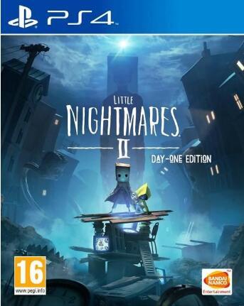 """""""Little Nighmares II - Day One Edition"""" (PS4) zum bisher kleinsten Gruselpreis bei Libro ( bei Abholung / Click&Reserve)"""