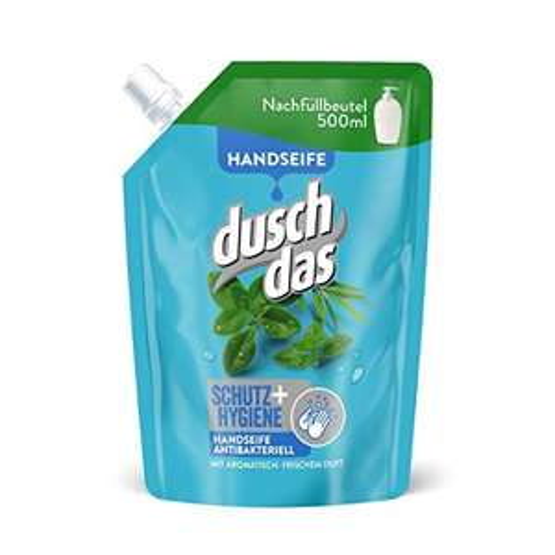 Duschdas Nachfüllseife , 5 Stück (5x500 ml)