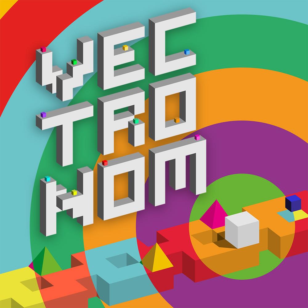 """Vectronom"" (iOS/Andoid) gratis - ohne Werbung / ohne InApp-Käufe - (iPhone / iPad / Apple TV / Android ) Preisgekröntes Spiel - Gönnt euch!"