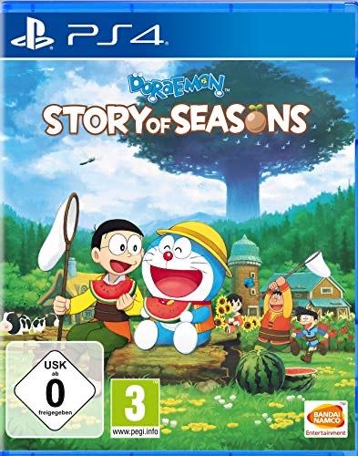 Doraemon Story of Seasons - [PlayStation 4]