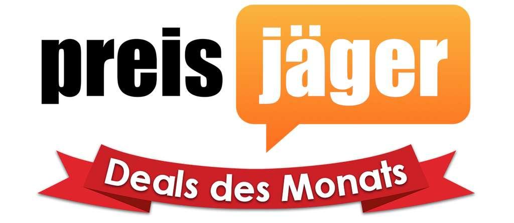 "(Gewinnspiel) Preisjäger ""Deal des Monats"" August"