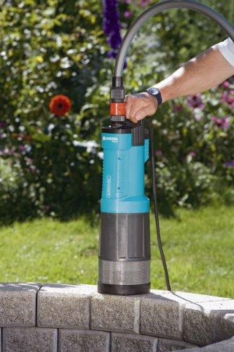 Gardena Comfort Tauch-Druckpumpe 6000/5 automatic für 288€