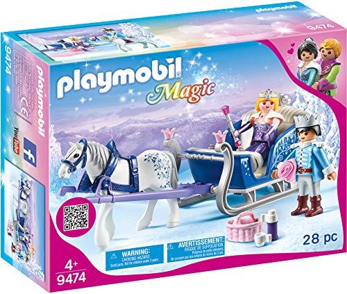 Preisjäger Junior: Playmobil Magic - Schlitten mit Königspaar
