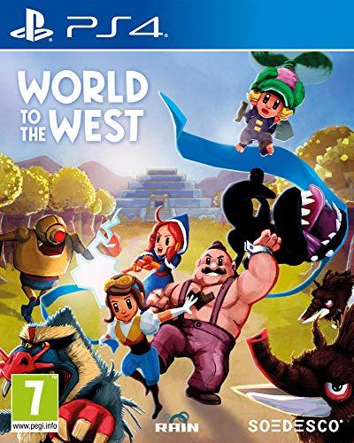 """""""World to the West"""" (PS4) zum Weltpreis bei Amazon (Lieferung ab 1. August - Versandkosten sparen durch Abholung in Wunschabholstatin)"""