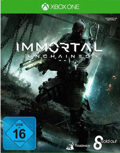 """Immortal Unchained"" (XBOX One / Series X) zum Bestpreis bei Shöpping (Gameware.at Abholung im Shop Innsbruck als Option dann nur 6,99€)"