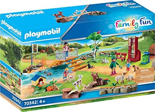 Preisjäger Junior: Playmobil Family Fun - Erlebnis-Streichelzoo
